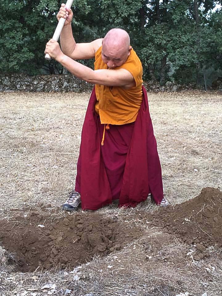 Geshe Tsering Palden